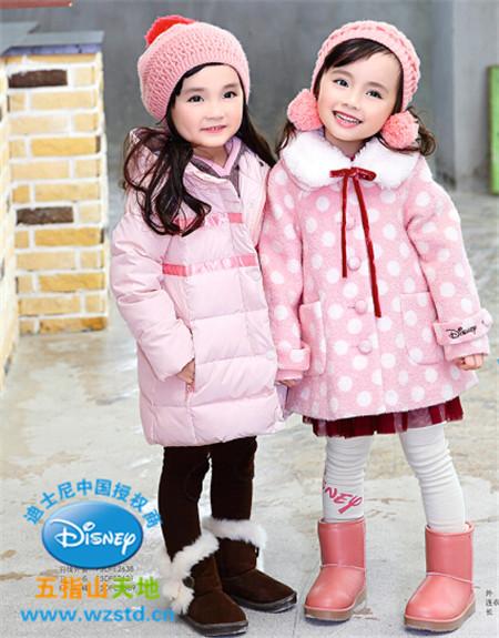 五指山天地迪士尼童装温馨提醒您: 冬至过啦!