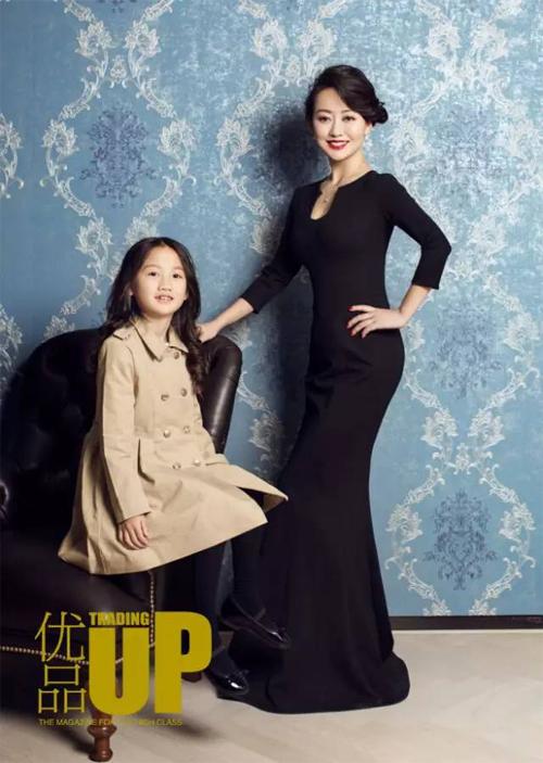 安奈儿携手《优品》杂志,为您献上时尚辣妈亲子秀!