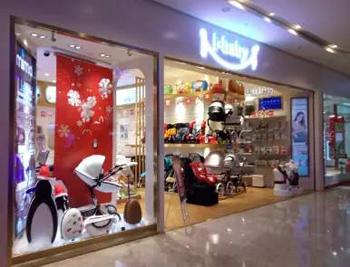 闪耀圣诞——英伦宝贝全国各大门店盛装迎客!
