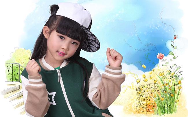 幼儿园服装定制 兴童领导品牌