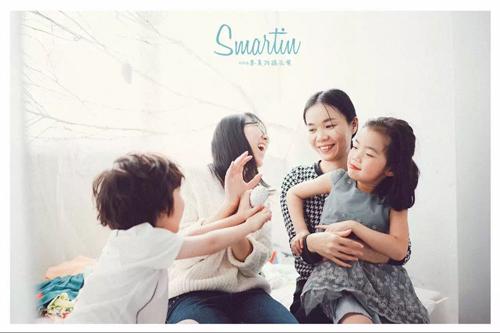 西萌叮smartin童装2016春夏新品拍摄花絮抢先看