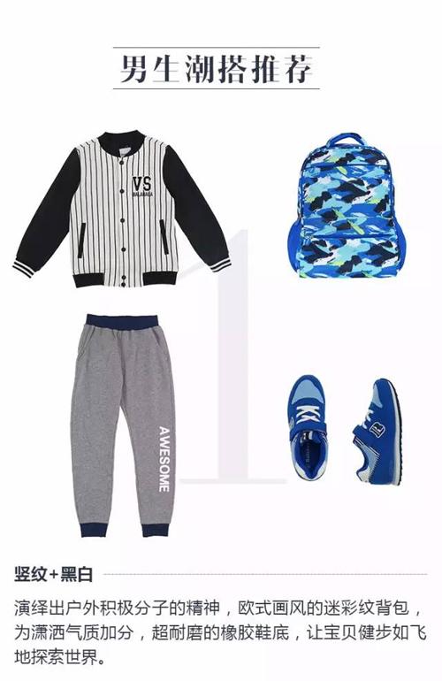 棒球服+超跑鞋,秒懂你的潮搭法则!