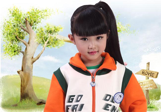 兴童幼儿园冬季园服 玩转时尚萌趣十足