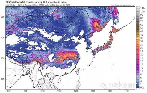 温州迎来大降温!2016年第一场雪,-1℃真正的冬天终于要来了!