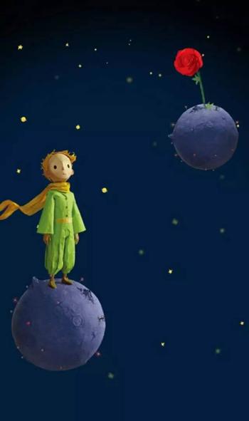 带上你的小王子,来PEEKABOO! 与《小王子》邂逅!