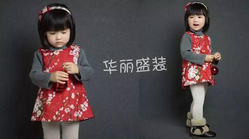 拉比:春节浓浓中国风,主要看气质!