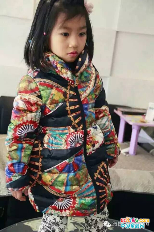 曼丝童装的2015年