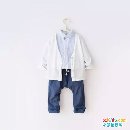 植木森系童装:为你做一件衣服,用尽所有美好