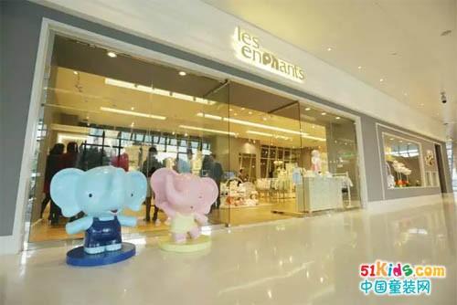 丽婴房中国首家体验店在沪亮相