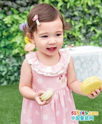 2岁小孩穿什么衣服最可爱 澳恬童装推荐连衣裙