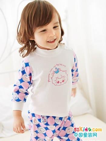 婴幼儿童内衣款式推荐 小孩子穿纯棉衣服