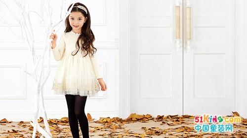 杰米杰妮迅速占领我国童装市场