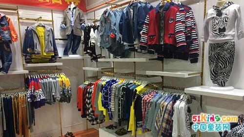 杰米杰妮品牌引领时尚童装市场潮流走向