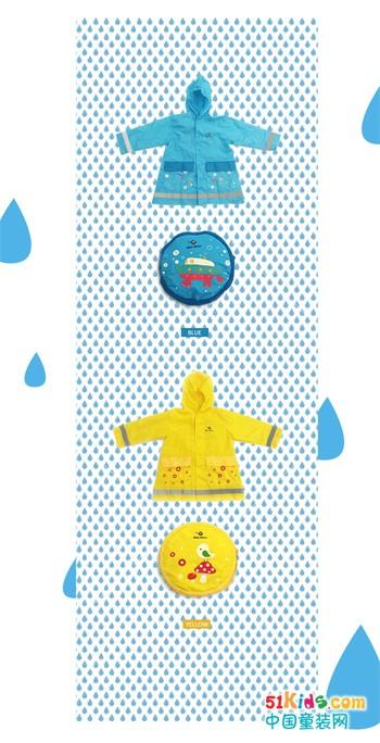 Mini Peace 避开调皮的小雨滴