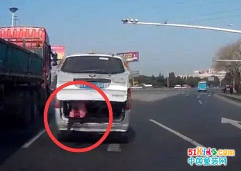 希望这种事情不再发生,法拉利安全座椅为baby保驾护航!