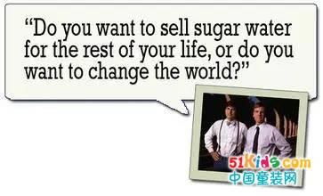 """1983年,乔布斯为了让当时在某世界五百强企业当总裁的斯卡利加入苹果,说出了那段至今仍被人津津乐道的煽动性话语,如此霸气侧漏的""""改变世界""""宣言,放在别人身上或许只是漂亮的新闻稿,但是乔布斯却用生命兑现自己的承诺。"""