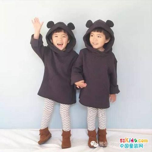 萌翻这个春天的双胞胎,时尚搭配帅到让你不眨眼!