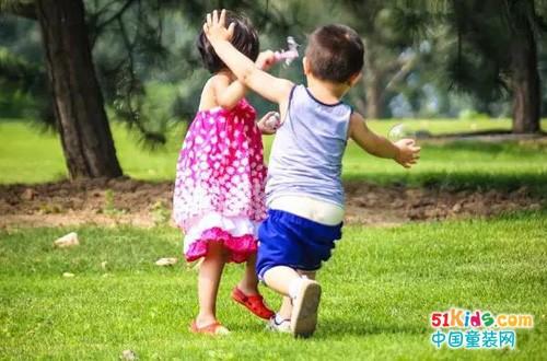 巴欧巴欧童装让孩子拥有一个快乐童年