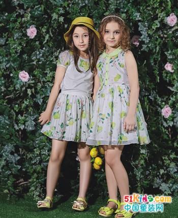 巴柯拉童装欧美时尚童装招商加盟