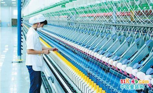 纺织业国际市场占有率上升 内销市场较为平稳