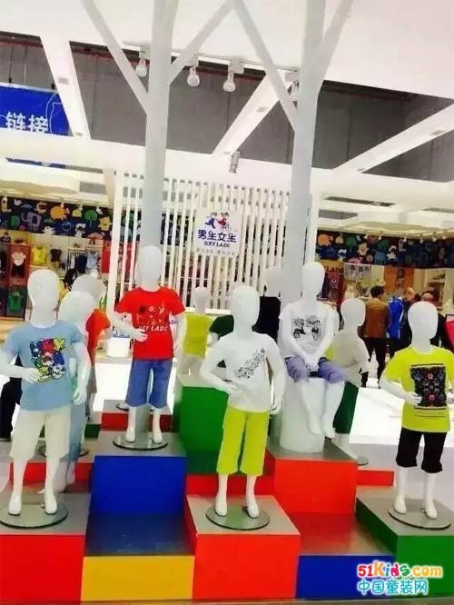 2016 CHIC服装展,男生女生&上海与您不见不散