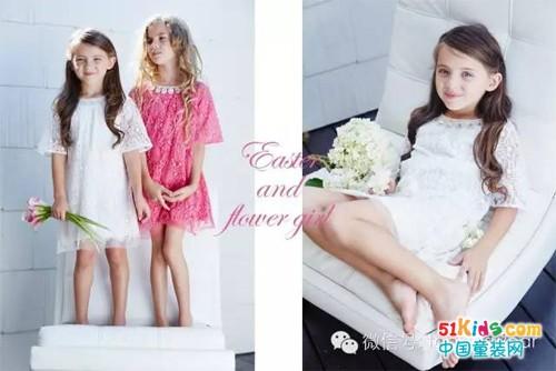 女童裙装品牌欣赏,原来这个春夏流行这些!