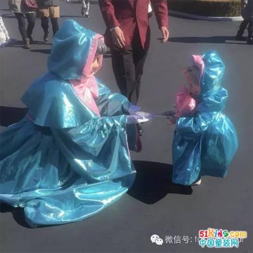 迪士尼般的童年,谁看了都要羡慕啦!