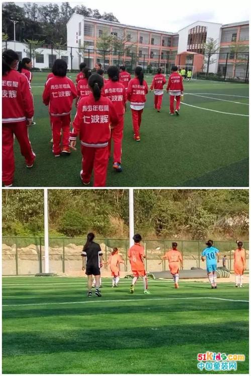 热心校园公益,七波辉持续助力青少年足球事业发展