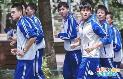 """柏惠新款""""一条杠""""校服裤~2016时尚标配!"""