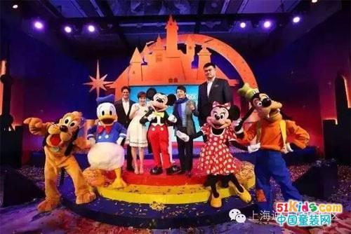 上海迪士尼开幕倒计时!孙俪、郎朗、姚明以荣誉大使闪亮登场