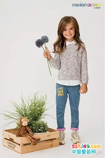 畅想开学季 以纯童装这些新款值得get哦!
