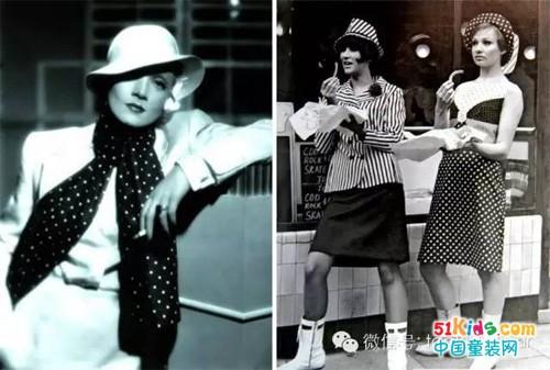 演绎时尚经典,波点就要这样穿!