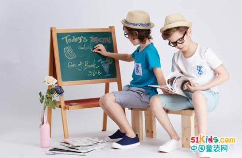 O1T童装:童年,一个放飞梦想的季节
