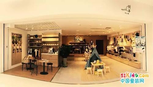 HCW(卉川屋)中国第二家店铺坐落河北唐山远洋城,4月15日正式开业!