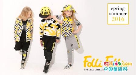 春上新:来一打FolliFollie,拯救你萌宝春季烧脑穿衣模式