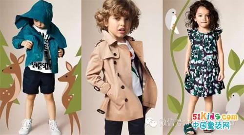 潮娃都粉「它」——Burberry新季童装系列