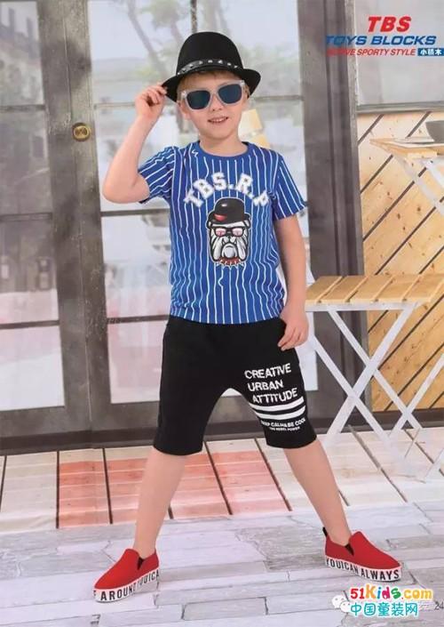 穿出属于自己的时尚!TBS小积木夏季新款强势袭来~