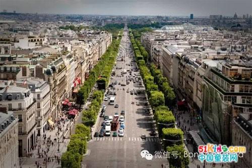 """寻觅""""巴黎灵魂""""的诗意童梦,感受香榭丽舍大街的优雅罗曼史"""