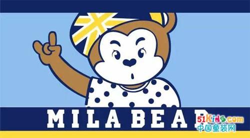 这个夏天跟着米拉熊玩转英伦,帅到底!
