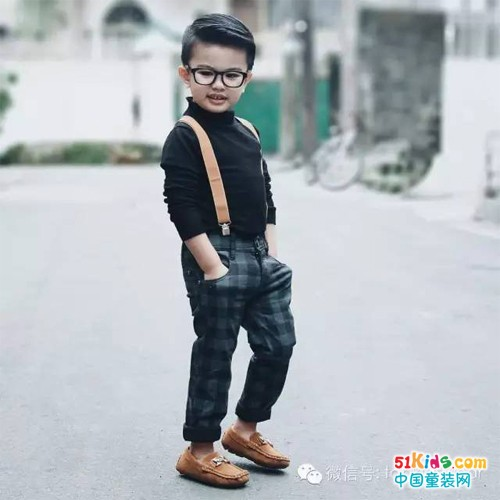 小潮男实力时尚穿搭,这样穿更休闲绅士