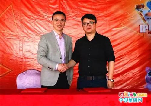 贝贝依依与功夫动漫签署战略合作协议,高品质IP深度合作成为中国动漫界的重磅炸弹