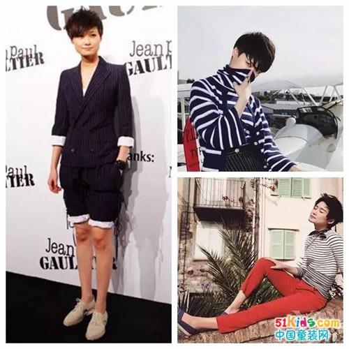 夏日时尚大作战:黑白vs条纹,不败经典穿出来!