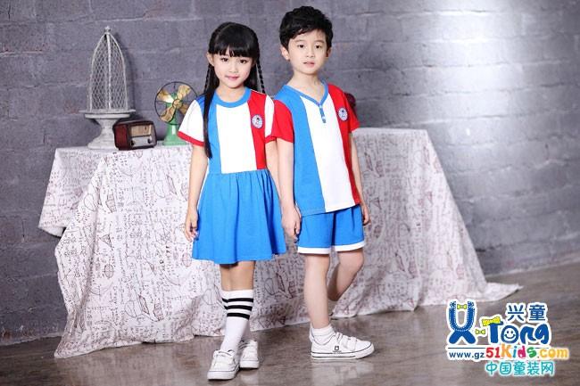 幼儿园穿什么衣服合适 兴童让你做时尚萌娃