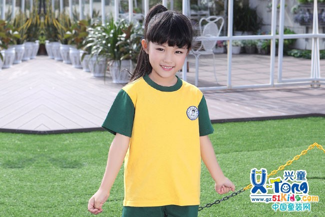 幼儿园大班服装 穿出时尚个性