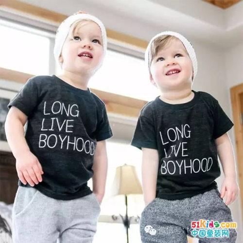 超有型双胞胎兄弟的时尚夏日搭配