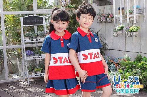 新款幼儿园园服 总有一款是你的Style
