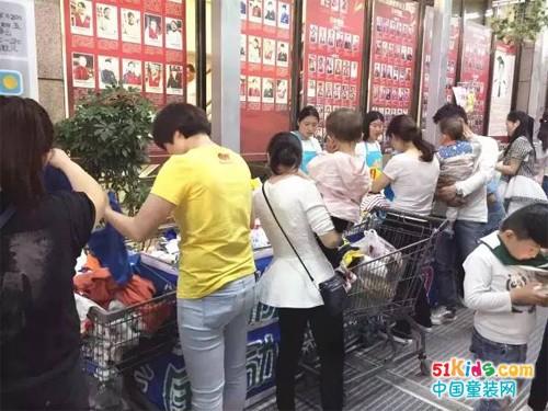 【100000+让利,感恩回馈!】贝乐鼠童装全国巡回特卖会震撼启动