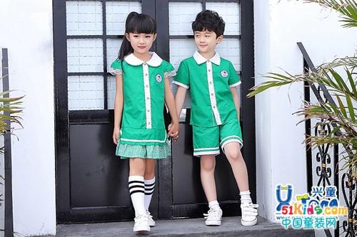 幼儿园校服夏装图片 炫酷时尚潮��