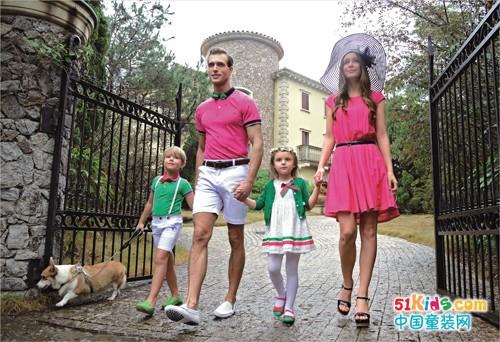 潮酷家族养成记,分享全家人的时尚美搭!
