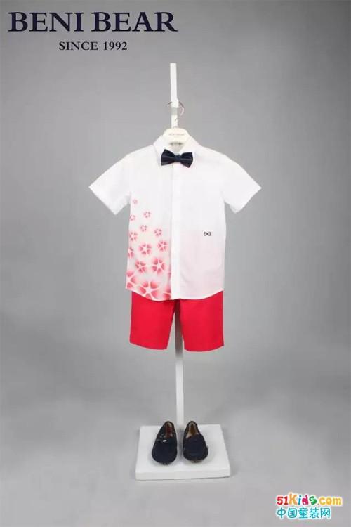BENIBEAR童装:夏日穿衣不重样